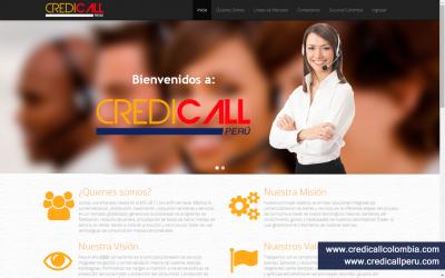 Diseño Web para Agencia de Colocación de Servicios en Colombia y Perú.