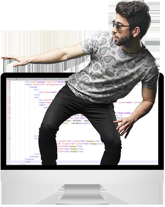 Diseño de Páginas Web Profesionales en Bogotá Colombia