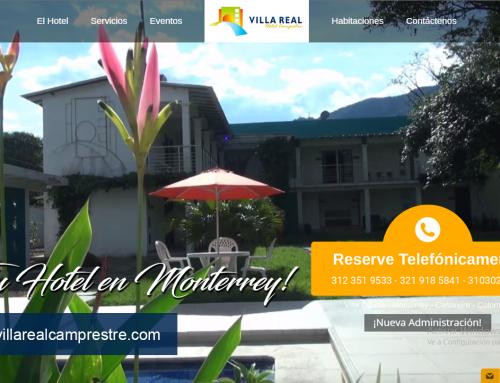 Hotel Villa Real Campestre