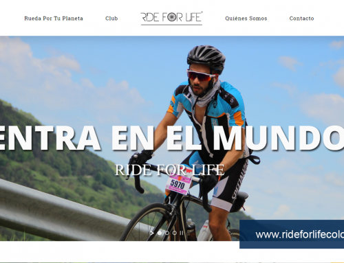 Ride For Life Colombia
