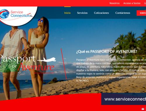 Service Connection del Perú SAC