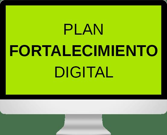 Diseño de Sitios Web Plan Fortalecimiento Digital