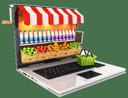 Tienda Virtual y Catálogo en Línea